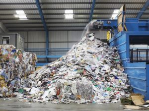 Flame detection Recycling and Waste Processing Plants